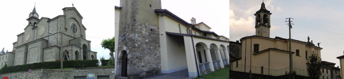 Parrocchie di Carenno Lorentino/Sopracornola